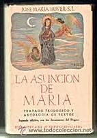 La Asunción de María estudio…