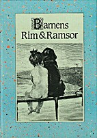 Barnens bröderna Grimm by Jacob Grimm