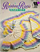 Rainbow Ripple Baby Set by Rhonda Semonis