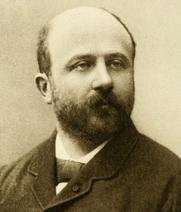 Author photo. Gaton Maspero. Frontispiece from Bibliographie des oeuvres de Gaston Maspero (1922) by Henri Cordier.