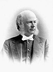 Author photo. Image from <b><i>Memoir of William C. Cattell, D.D., LL.D., 1827-1898</i></b> (1899)
