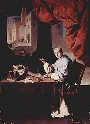 Author photo. Francisco de Zurbarán, 1639