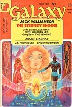 Galaxy Science Fiction 1975 June, Vol. 36,…