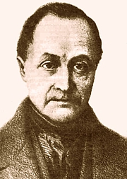 """Author photo. From <a href=""""http://en.wikipedia.org/wiki/Image:Auguste_Comte.jpg"""">Wikimedia Commons</a>"""