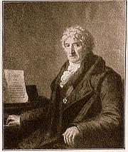 Author photo. Pierre-Alexandre Monsigny (1729-1817)