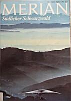 Merian 1978 31/11 - Südlicher Schwarzwald…