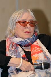 """Author photo. Die österreichische Schauspielerin und Regisseurin Emmy Werner als Gast bei der NEWS-Leselounge der Wiener Buchmesse 2018. By Bwag - Own work, CC BY-SA 4.0, <a href=""""https://commons.wikimedia.org/w/index.php?curid=74470316"""" rel=""""nofollow"""" target=""""_top"""">https://commons.wikimedia.org/w/index.php?curid=74470316</a>"""