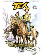 Tex - Romanzi a fumetti n. 5: Gli…