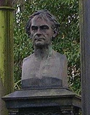 Author photo. Grave of Carl August Agardh, Lund.  Photo by user Väsk / Wikimedia Commons.