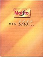 Maisto 2002 Diecast Collection [Catalogue]…