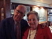 Author photo. Don and Helen Janse (Photo by Edward K. Beale)