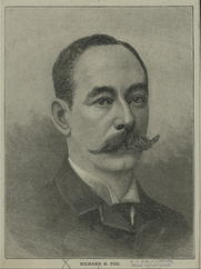 Author photo. Courtesy of the <a href=&quot;http://digitalgallery.nypl.org/nypldigital/id?1238564&quot;>NYPL Digital Gallery</a> (image use requires permission from the New York Public Library)