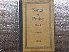 Songs of Praise No. 4 by Morris-Henson…