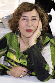 Author photo. Author Azar Nafisi at the 2015 Texas Book Festival. By Larry D. Moore, CC BY-SA 4.0, <a href=&quot;https://commons.wikimedia.org/w/index.php?curid=44476478&quot; rel=&quot;nofollow&quot; target=&quot;_top&quot;>https://commons.wikimedia.org/w/index.php?curid=44476478</a>