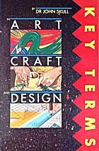 Key Terms in Art, Craft & Design
