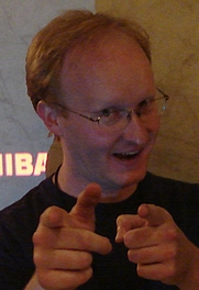 Author photo. By I, Maxamegalon2000, CC BY-SA 3.0, <a href=&quot;https://commons.wikimedia.org/w/index.php?curid=2228722&quot; rel=&quot;nofollow&quot; target=&quot;_top&quot;>https://commons.wikimedia.org/w/index.php?curid=2228722</a>
