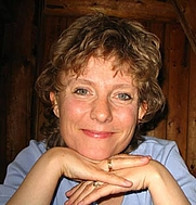 Author photo. Linda Lillevik (2005)