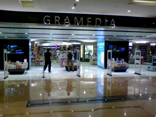 TB GRAMEDIA GRAND INDONESIA In Jakarta DKI
