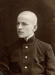 Author photo. O. Parli, Pskov. 1910.