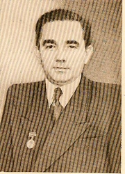 Author photo. Alexander Kotov, 1947