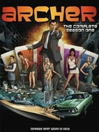 Archer: Season 1 by Adam Reed