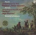 Streichquartett op. 76,3 H.III: Kaiser…