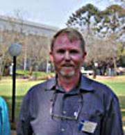 Author photo. Izak van der Merwe