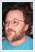 Author photo. John Emerson