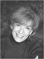 Author photo. Judy Markey