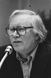 Author photo. Nico Scheepmaker in 1979 [credit: Dijk, Hans van / Anefo; source: Nationaal Archief Fotocollectie Anefo]