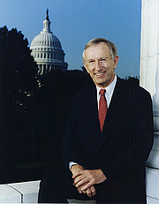 Author photo. Wikimedia Commons (U.S. Senate Photo)
