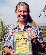Author photo. Photo of Carla Emery <a href=&quot;http://en.wikipedia.org/wiki/File:Carla_Emery.jpg&quot; rel=&quot;nofollow&quot; target=&quot;_top&quot;>http://en.wikipedia.org/wiki/File:Carla_Emery.jpg</a>