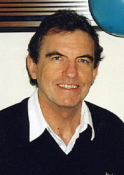Author photo. Alan Farley