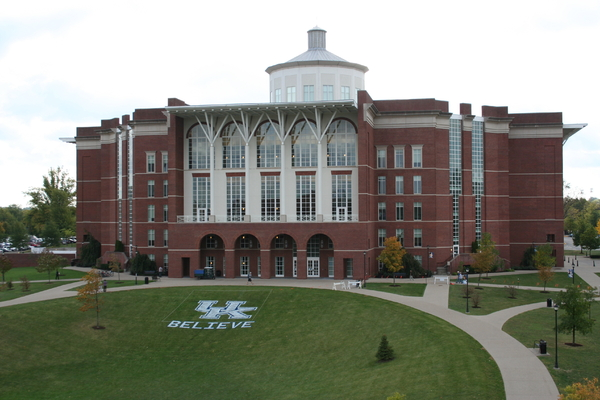 university of kentucky library