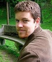 Author photo. M. Allen Cunningham