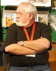 Author photo. Jaqen