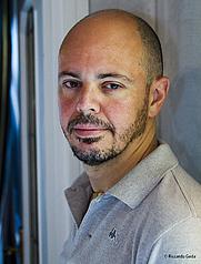 Author photo. Fabio Geda