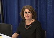 """Author photo. 2018 National Book Festival By Avery Jensen - Own work, CC BY-SA 4.0, <a href=""""https://commons.wikimedia.org/w/index.php?curid=72641762"""" rel=""""nofollow"""" target=""""_top"""">https://commons.wikimedia.org/w/index.php?curid=72641762</a>"""