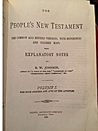 The people's New Testament : the common…