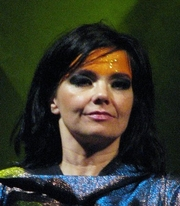 Author photo. Björk