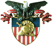 Author photo. United States Military Academy Coat Of Arms