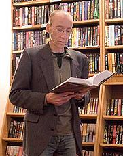 Author photo. Aidan Moher
