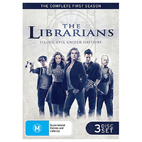 The Librarians: The Complete First Season by…