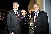 Author photo. Aimee Brown Price (center)