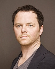 Author photo. Noah Hawley