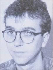 Author photo. Thieu Vaessen (1987)
