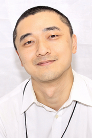 """Author photo. Author Ken Liu at the 2016 Texas Book Festival By Larry D. Moore, CC BY-SA 4.0, <a href=""""https://commons.wikimedia.org/w/index.php?curid=53295648"""" rel=""""nofollow"""" target=""""_top"""">https://commons.wikimedia.org/w/index.php?curid=53295648</a>"""
