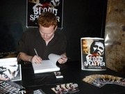 """Author photo. Photograph of author Craig W. Chenery at a book signing. By Sentient Codec - Own work, CC BY-SA 4.0, <a href=""""https://commons.wikimedia.org/w/index.php?curid=66219365"""" rel=""""nofollow"""" target=""""_top"""">https://commons.wikimedia.org/w/index.php?curid=66219365</a>"""
