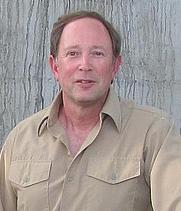 Author photo. Author Rick Barry