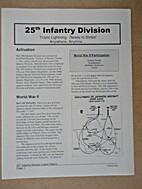 25th Infantry Division, Tropic Lightning:…
